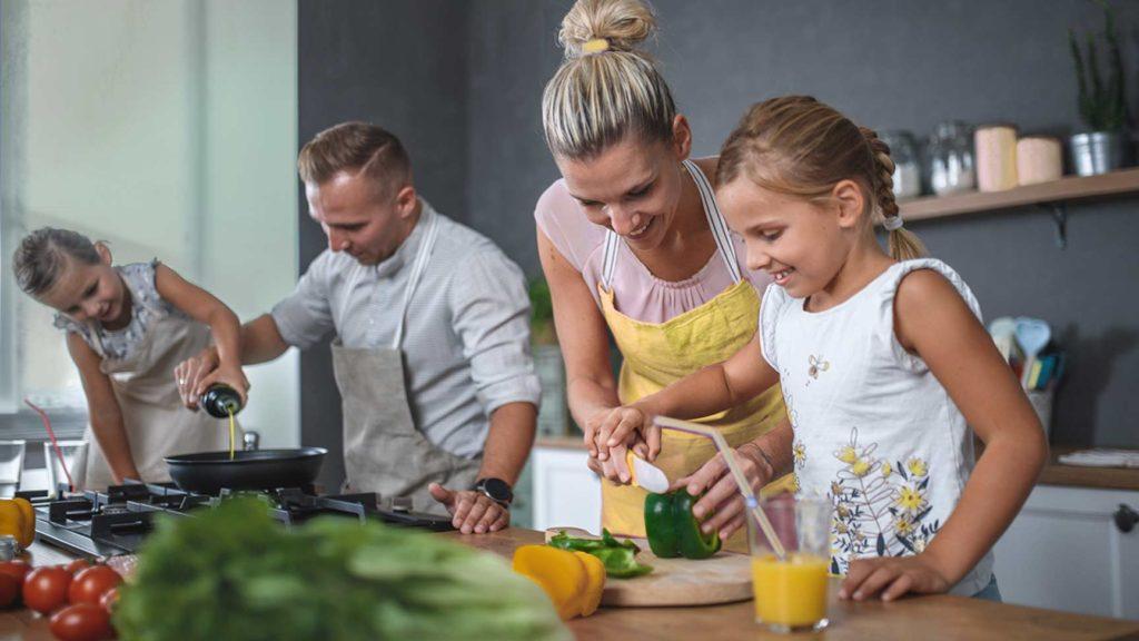 Bean Better helppoa kasvisruokaa koko perheelle